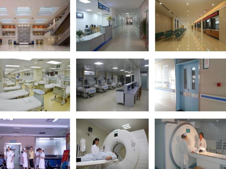柳州市工人医院环境